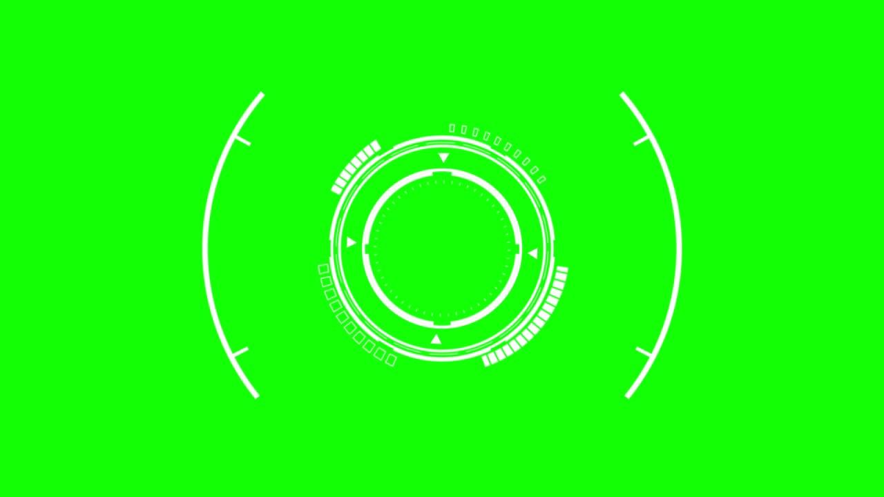 ロックオン素材 green screen lock on free aviutl only youtube