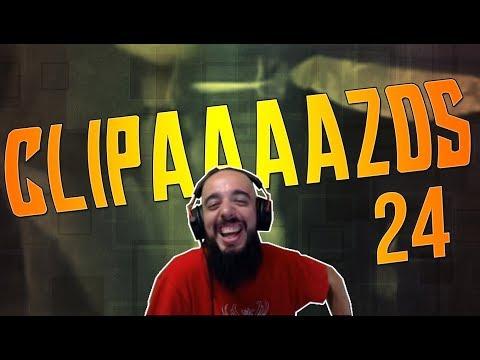 CLIPAZOS #24 - Reaccion a Clips de Twitch -