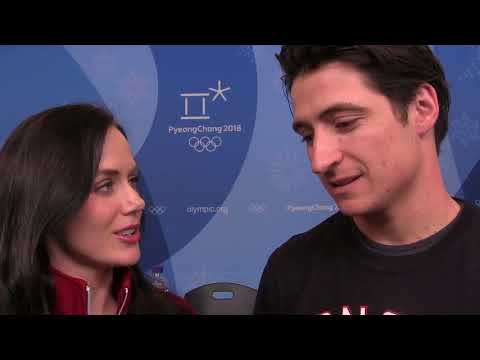 Tessa Virtue and Scott Moir to honour Gord Downie at Olympic gala