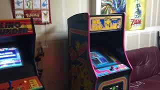 Arcade room line up 4/3/18