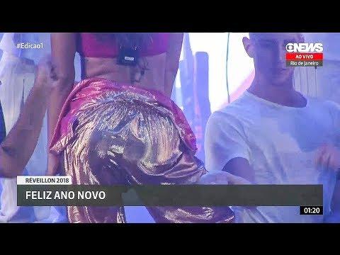 Anitta MOVIMENTO DA SANFONINHA Reveillon ao vivo em Copacabana - RJ TRANSMISSÃO