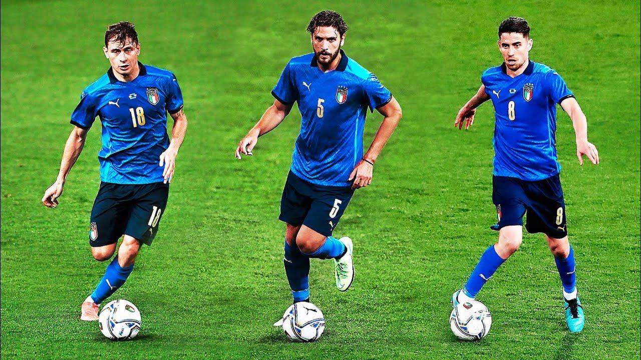 The Italian Midfield Renaissance - YouTube