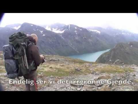 Jotunheimen, til fots rundt Russvatnet.