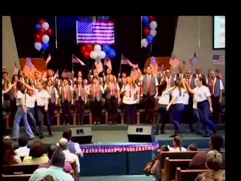 programa especial 4 julio 2013 iglesia bautista estrella