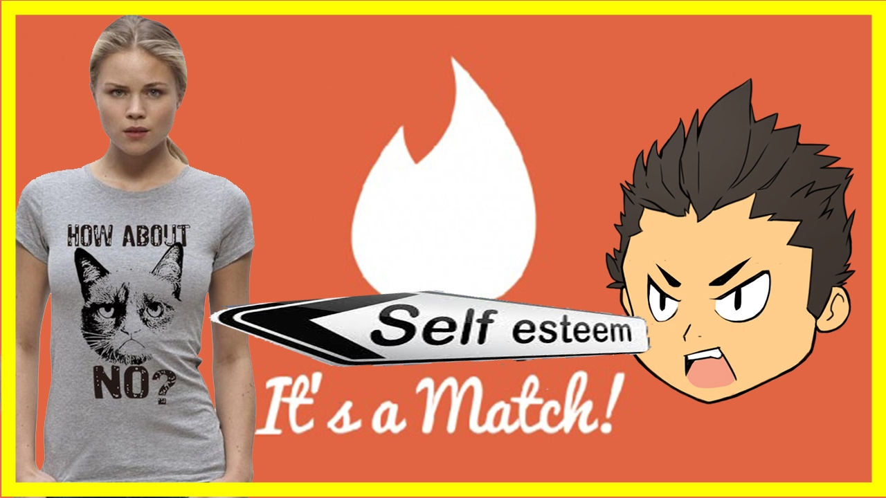 Tinder, The Great Self Esteem Transfer - YouTube