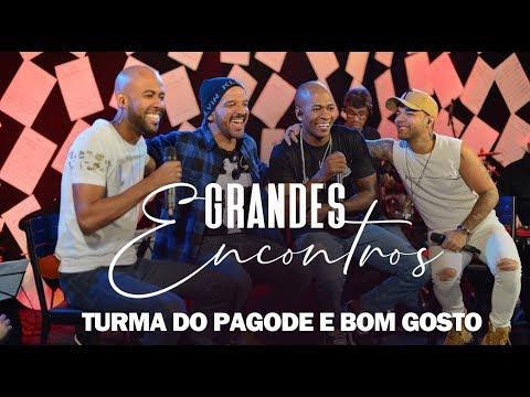 Radio Mania - Bom Gosto e Turma do Pagode - Camisa 10  Curtindo a Vida Grandes Encontros
