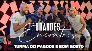 Radio Mania - Bom Gosto e Turma do Pagode - Camisa 10 / Curtindo a Vida (Grandes Encontros)