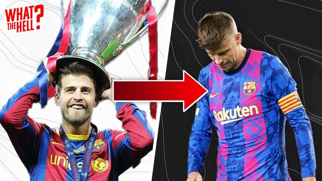 Download What The Hell Happened To Gerard Piqué?