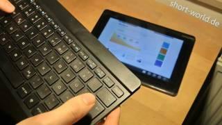 ultraslim bluetooth keyboard review periboard 804