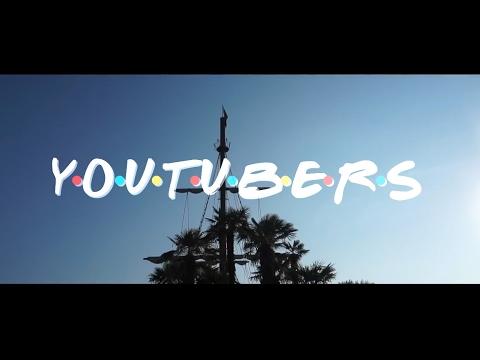 Y.O.U.T.U.B.E.R.S – Friends Parody
