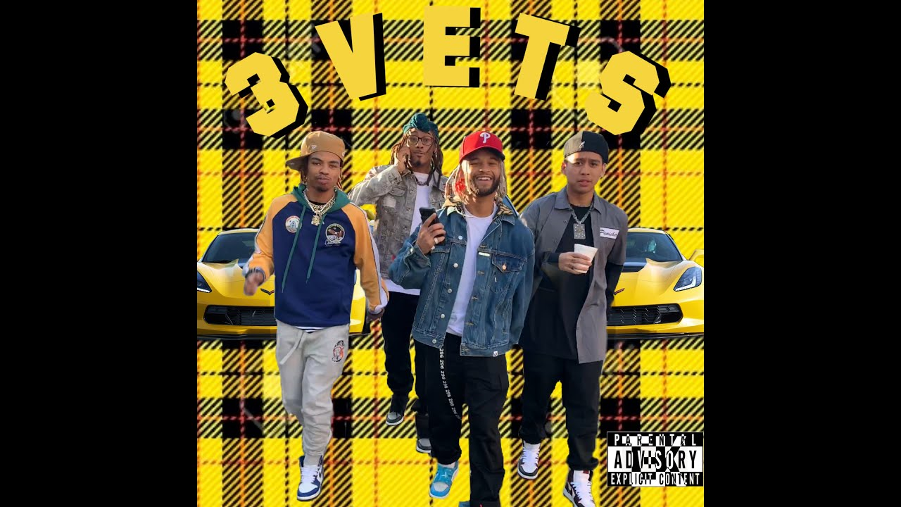"""Download """"3 VETS"""" - The Future Kingz (Official Audio)"""