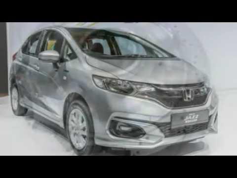 2017 Honda Jazz Hybrid Youtube