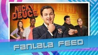 Noah Munck dishes on Nicky Deuce and James Gandolfini