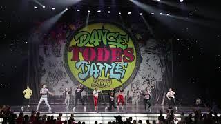 Фото Взрослые  Батл  Отборочный тур  Todes Dance Battle 2019