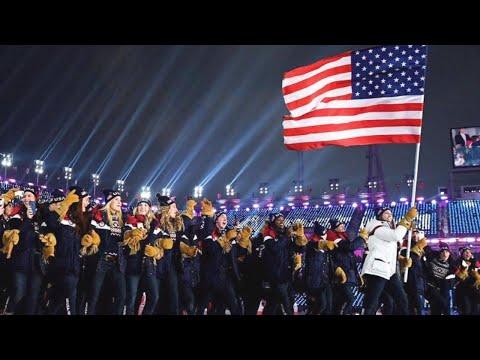 Team USA Dances Into Olympics 'Gangnam Style'