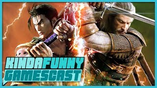 Soul Calibur VI Impressions - Kinda Funny Gamescast Ep. 192