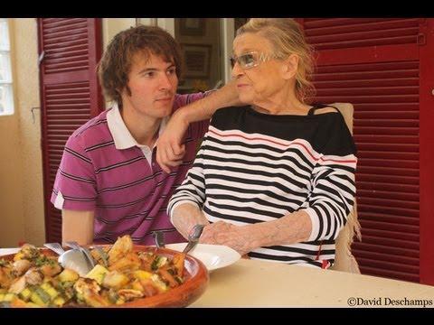 Mamy Monica, ma grand-mère