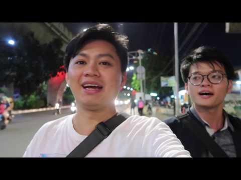 Warung Pempek Bakar SEDAP di kota Metropolitan Jakarta