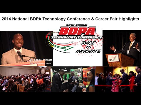 2014 National BDPA Technology Conference & Career Fair Highlights