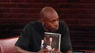 dave chappelle interview 2010 says he coming back strong like money mike in 09