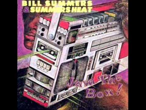 Bill Summers and Summers Heat We Call It The Box