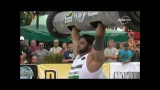 פטריק בבומיאן - האיש הכי חזק בגרמניה - טבעוני vegan Baboumian