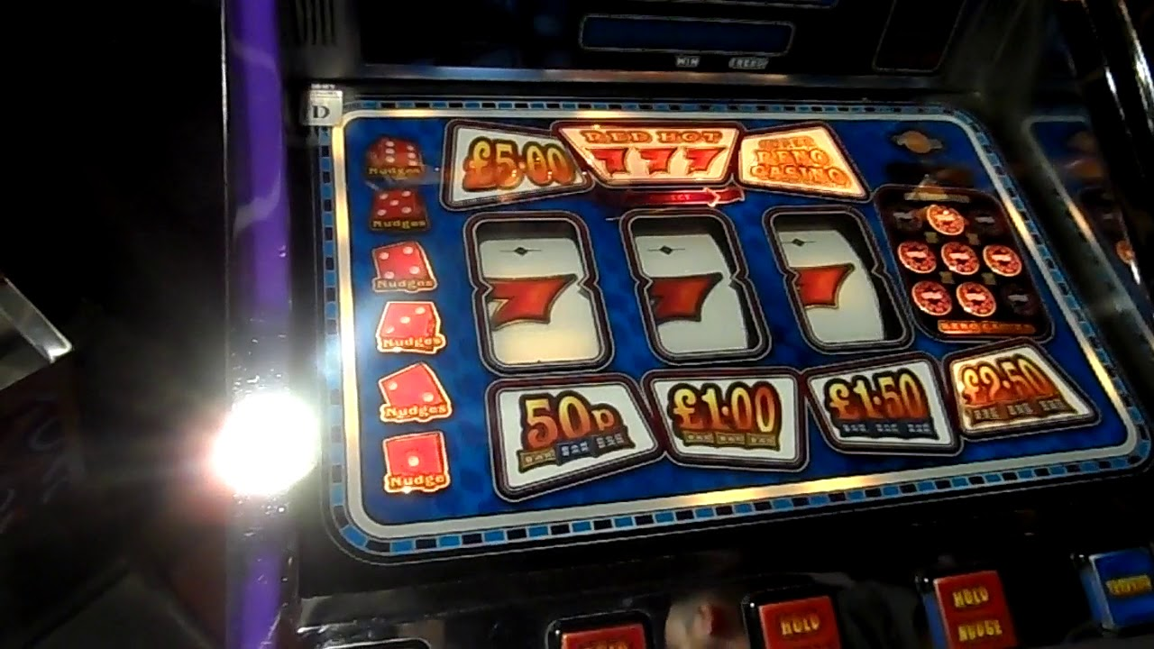 Reno Casino Slot @ Roxy Amusements Bridlington