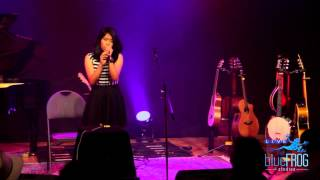 Skyfall - Cover by Mireille - Roadhouse Live! Youth Talent Search 2015 HD