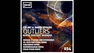 Cid Inc vs. Darin Epsilon - Outliers (Michael & Levan and Stiven Rivic vs. Rick Pier O'Neil Remix) [