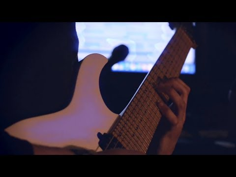EMISSIVITY - KALOPSIA II [Official Guitar Playthrough]