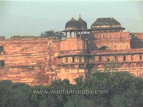 Agra Fort is a greater monument than the Taj Mahal!