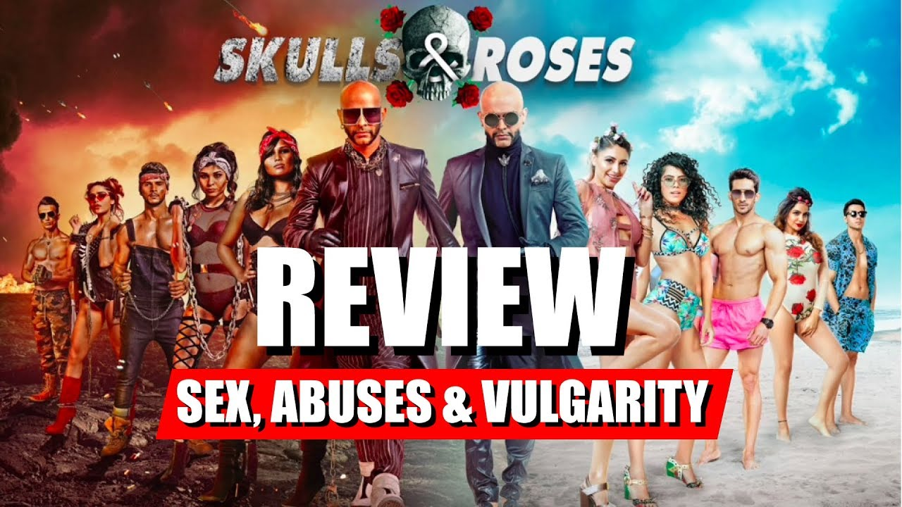Skulls & Roses REVIEW - Guilty Pleasure, Sex & Vulgarity ☠️🌹 | Amazon  Prime Skulls & Roses REVIEW