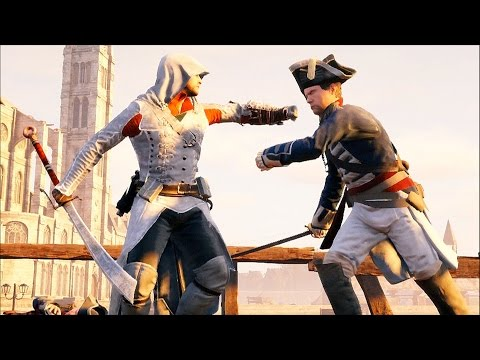 Assassin's Creed Unity Stealth Mode VS Beast Mode Ultra GTX 980