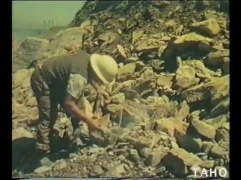 The Story Of Copper - Mt Lyell Mining Company, Queenstown (1963)