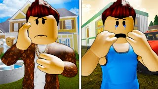 The Separated Twins: A Sad Roblox Movie