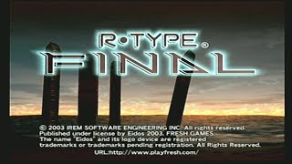 R-Type Final - No Miss playthrough - R-Typer Difficulty