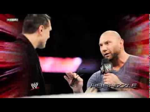 2005 2014  Batista 4th WWE Theme Song   'I Walk Alone' WWE Edit + Download Link