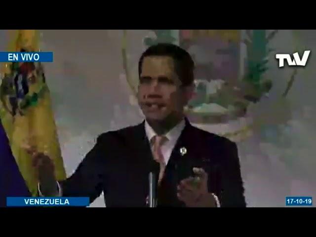 Juan Guaidó aseguró que el fallecimiento Edmundo Rada es