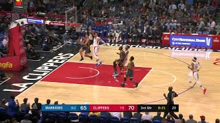 4th Quarter, One Box Video: Los Angeles Clippers vs. Golden State Warriors
