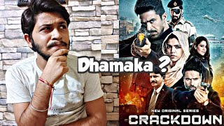 Crackdown Web Series | All Episodes Review | Crackdown Voot Select Web Series All Episodes |