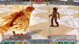 Monster Rancher 2:World Cup +Goodbye Phoenix :(((
