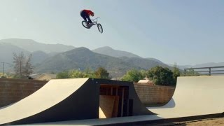Never-Been-Done BMX Tricks w/ Daniel Sandoval