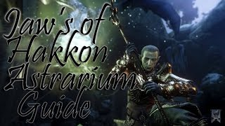 Dragon Age: Inquisition: Frostback Basin: Astrarium Guide