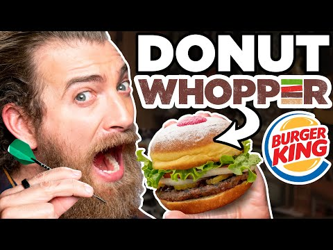 International Burger King Taste Test