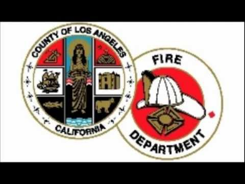 1980s Los Angeles County Fire Department Dispatch (Station 127)