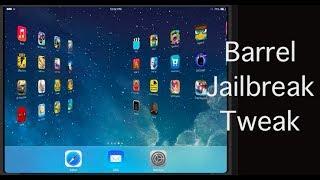 iPad Jailbreak Tweak: Barrel [iOS 7]