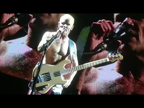 Red Hot Chili Peppers - Prague, Czech Republic - September 4, 2016