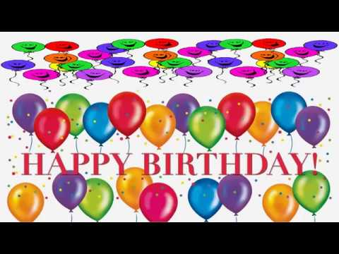 Special Happy birthday wishes to friend, SMS message, Greetings, Whatsapp Video