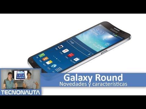 Samsung Galaxy Round y las Pantallas Flexibles
