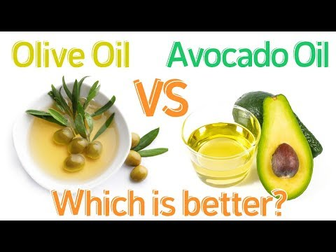 Difference between Olive Oil and Avocado Oil Which is healthier?